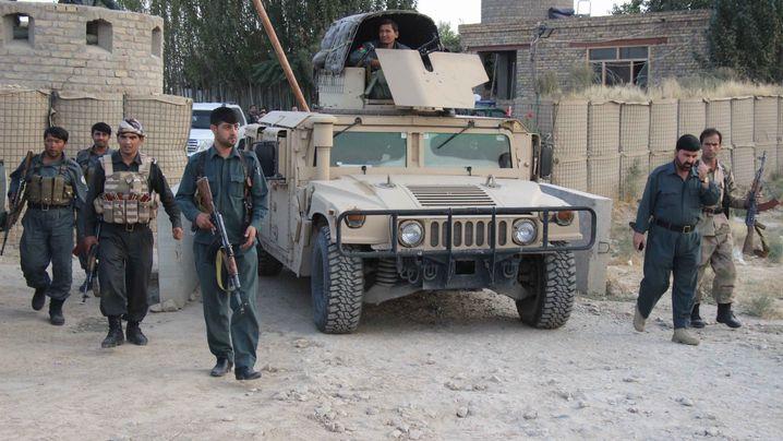 Kampf gegen Taliban: Das Drama von Kunduz