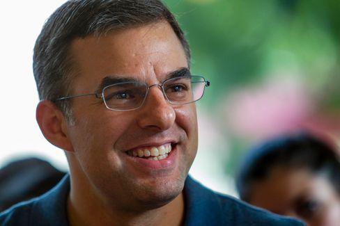 Justin Amash will als Präsidentschaftskandidat der Libertären antreten.