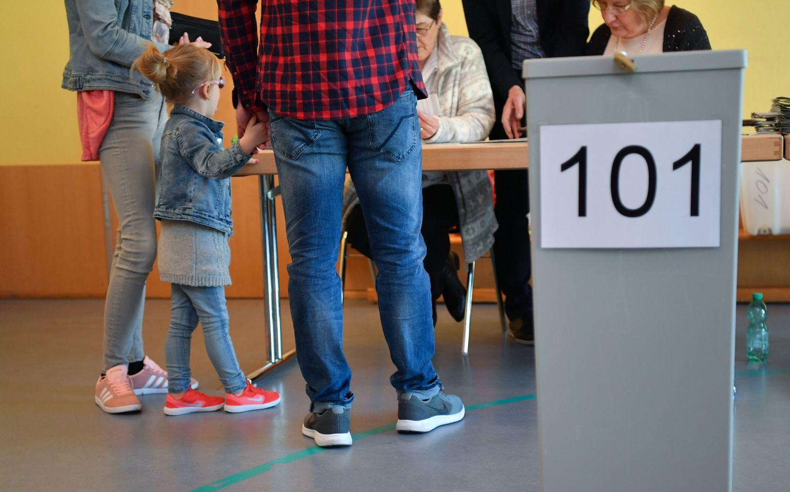 Landtagswahl Saarland - CDU