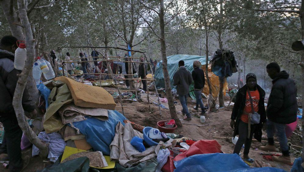 EU-Flüchtlingspolitik: Abschreckung sponsored by Brüssel