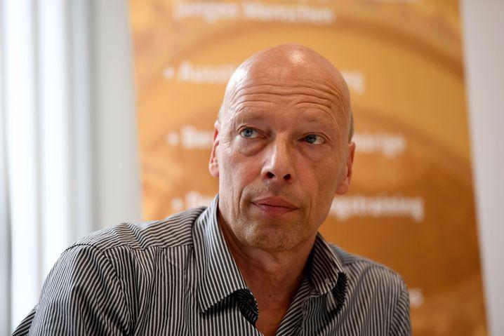 Extremismus-Experte Thomas Mücke