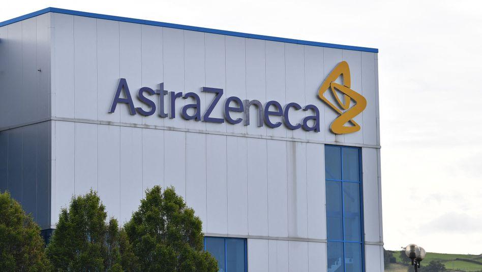 Logo von AstraZeneca