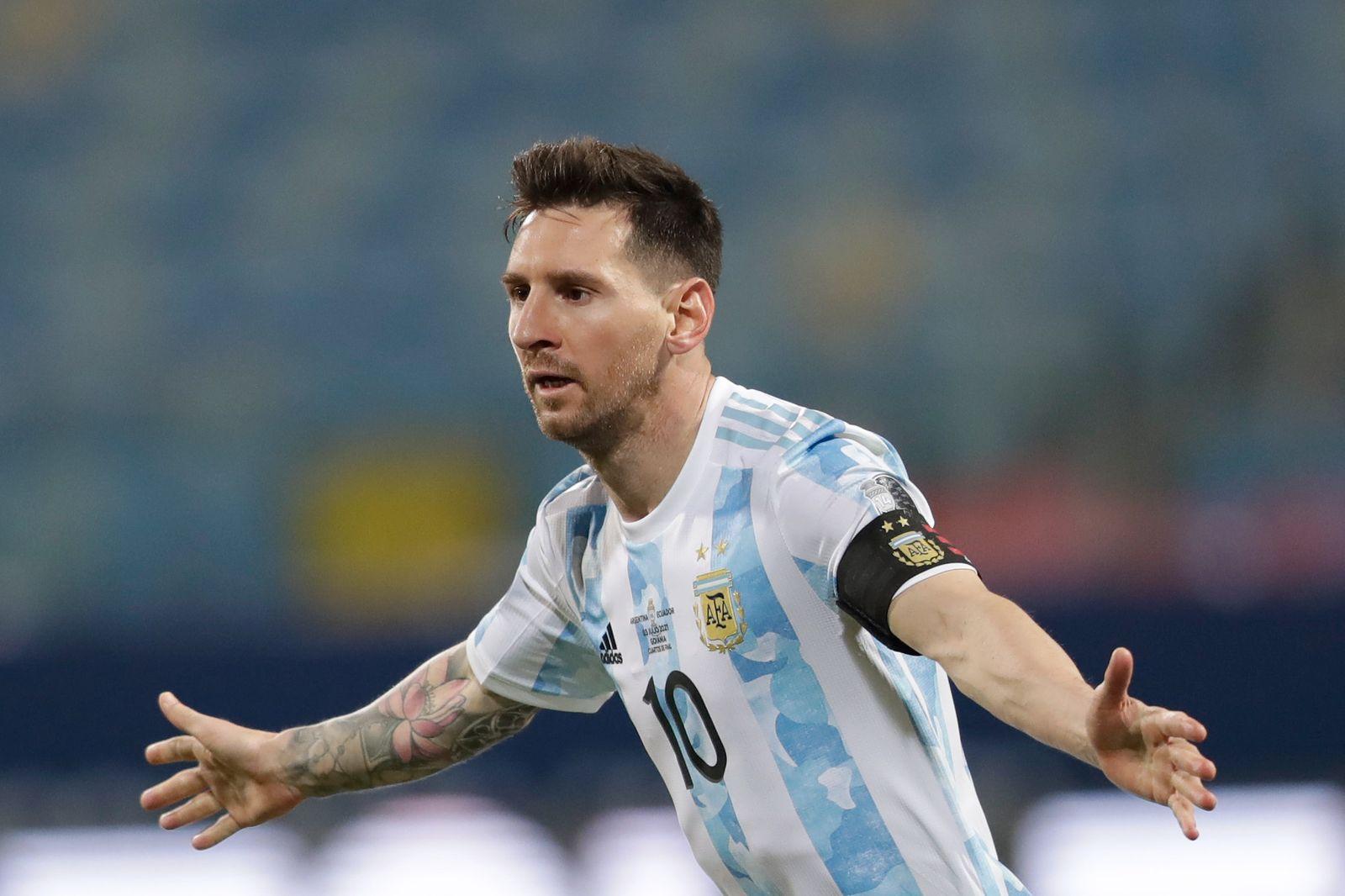 Argentinien - Ecuador