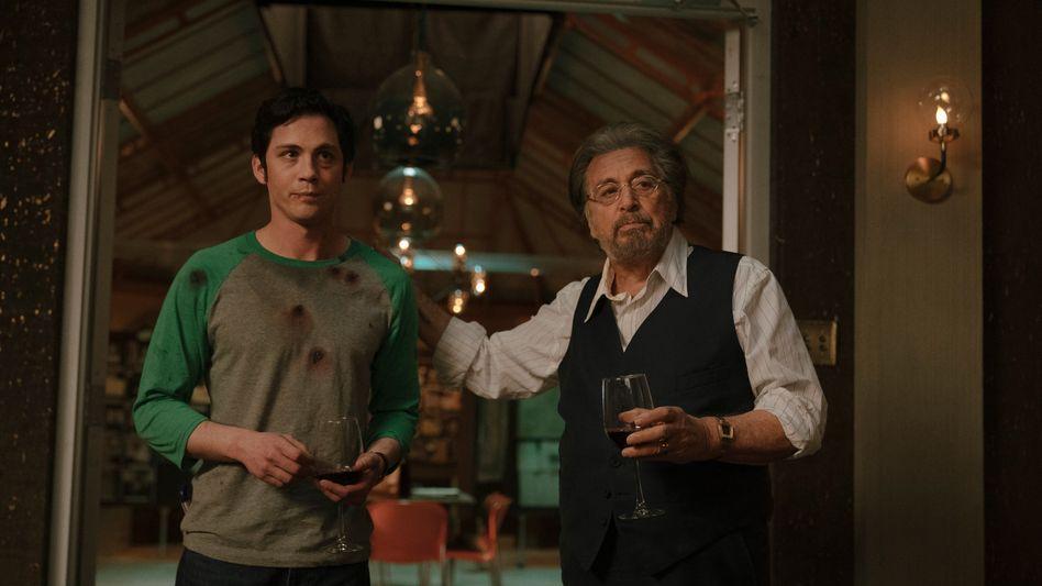 "Al Pacino in ""Hunters"": Nahe an der Persiflage gespielt"