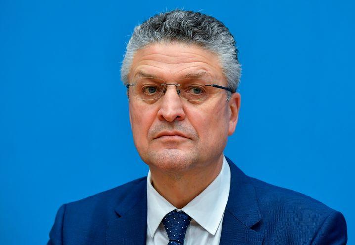 Lothar Wieler im Dezember 2020