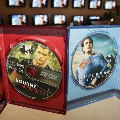 "HD-DVD, Blu-ray Disc: ""Das Ding ist durch"""