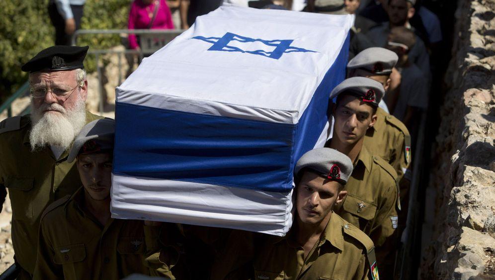 Beerdigung in Jerusalem: Trauer um Amit Yeori