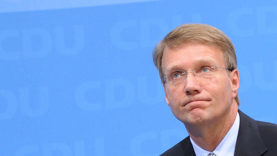 CDU-Politiker Pofalla (Archivbild): Zuständig für Koordination der Geheimdienste
