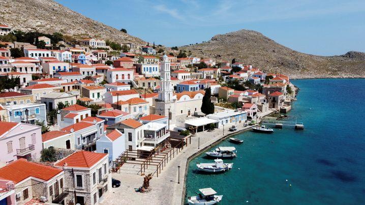 Auf den griechischen Inseln hat die Regierung die Impfreihenfolge aufgehoben