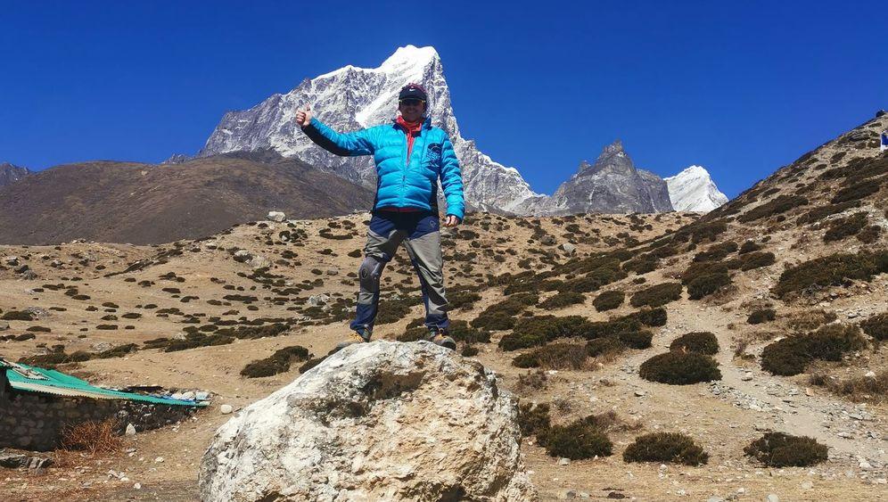 Erlend Ness: »Ich hatte schon drei Tage Symptome, bevor ich am Everest war«