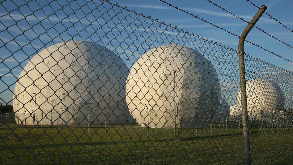 BND-Horchposten in Bad Aibling: Selektoren der NSA auf deutschen Rechnern
