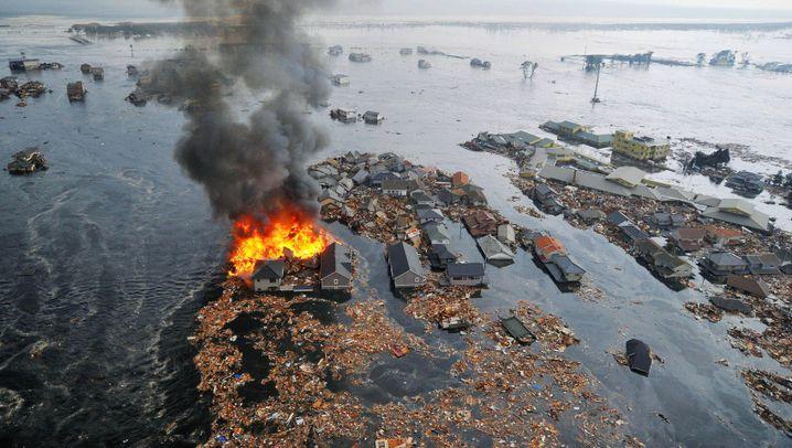 Erdbeben und Tsunami: Japan in Trümmern