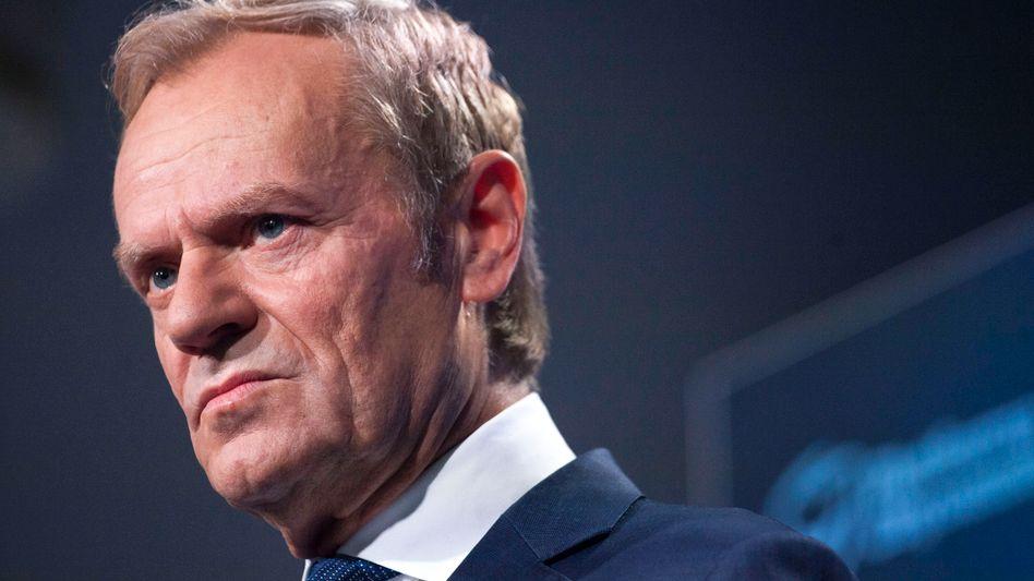 Polnischer Oppositionschef Tusk: »Schneller, als es irgendwem scheint«