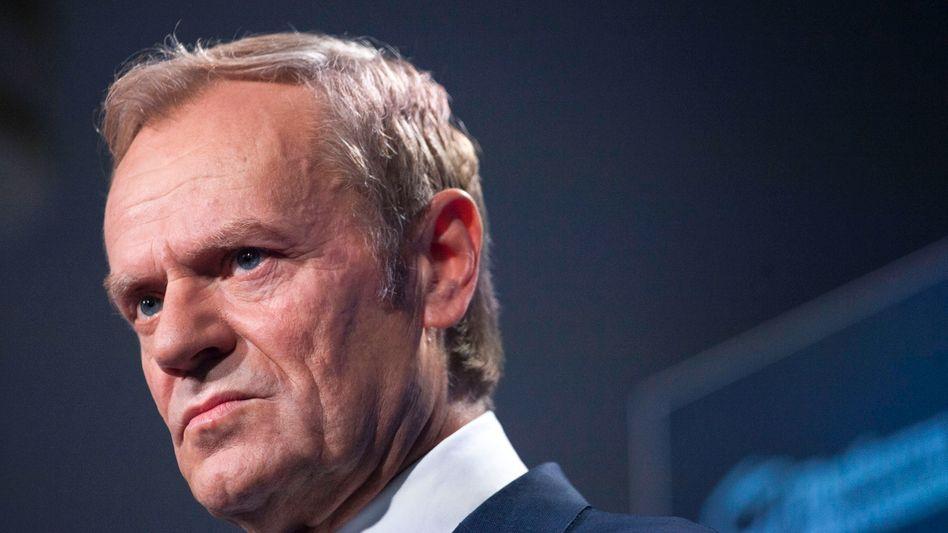 Donald Tusk, neuer polnischer Oppositionsführer und ehemaliger EU-Ratspräsident: »Die Konsequenzen können weitaus gefährlicher sein, als wir uns vorstellen können.«