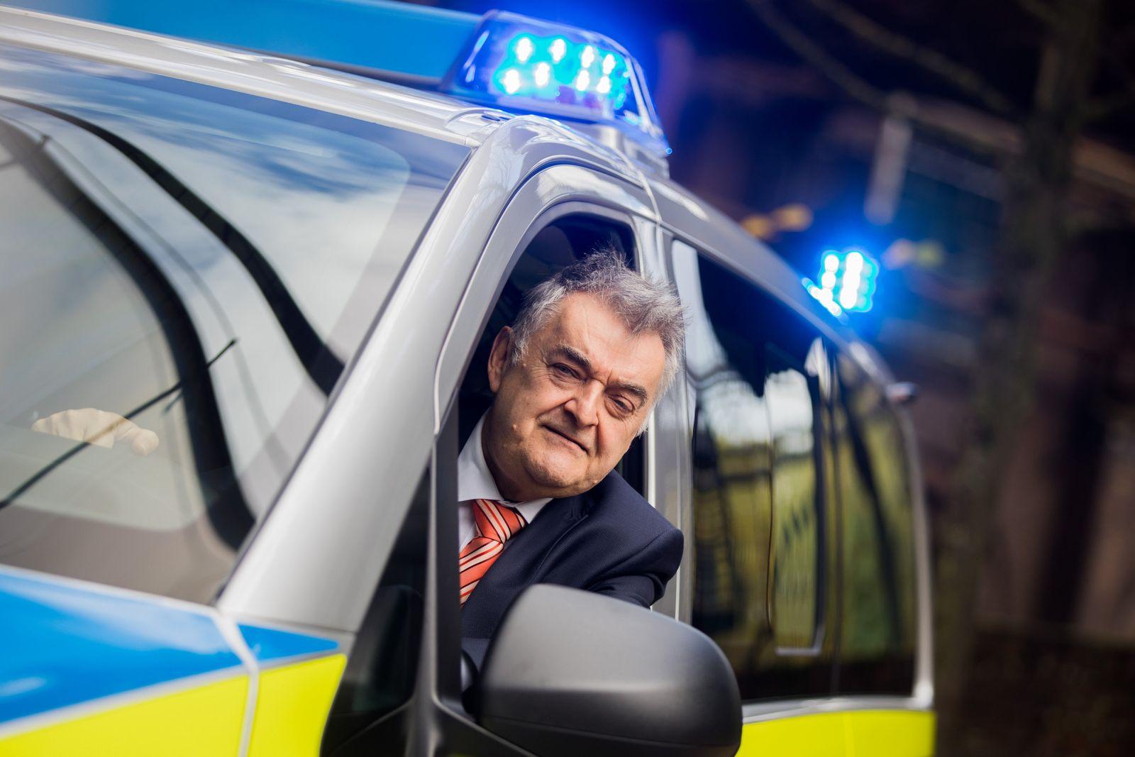 Neue Mercedes-Benz Vito für die Polizei