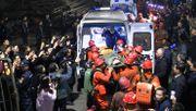 Vermisste Bergleute nach 80 Stunden gerettet
