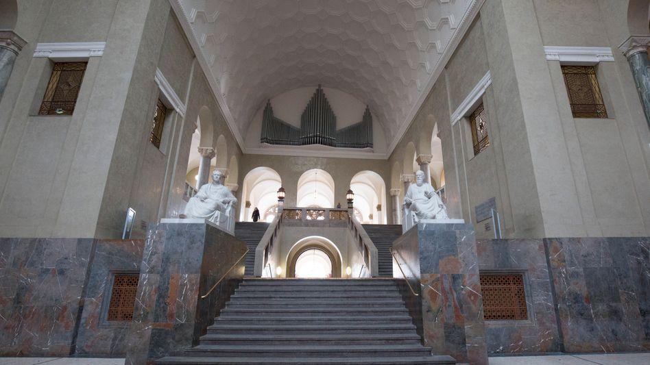 Wurde vom Bayerischen Obersten Rechnungshof geprüft und für ihre Ausgabenpolitik gerügt: die Ludwig-Maximilians-Universität München