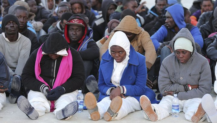 Italien: Das Flüchtlingsdrama auf dem Mittelmeer