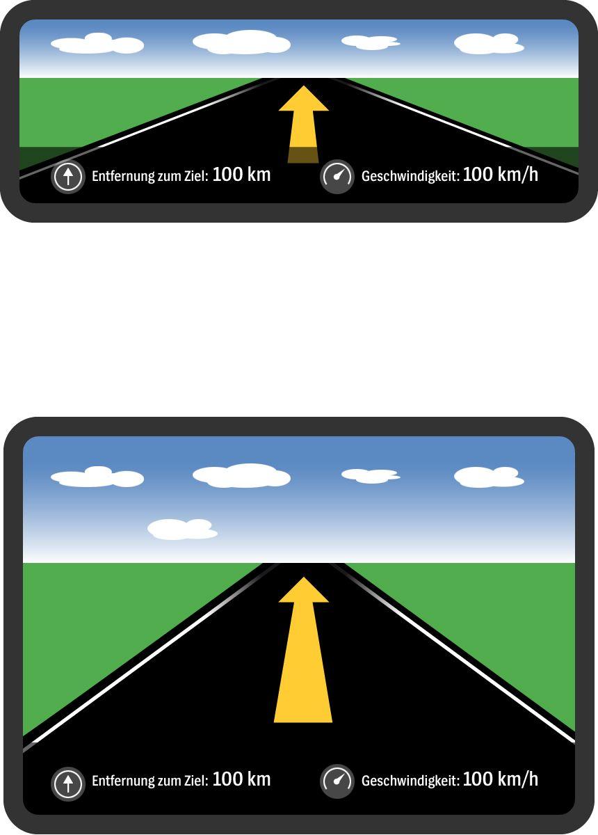 Rätsel der Woche - Autofahren Geschwindigkeit Ziel