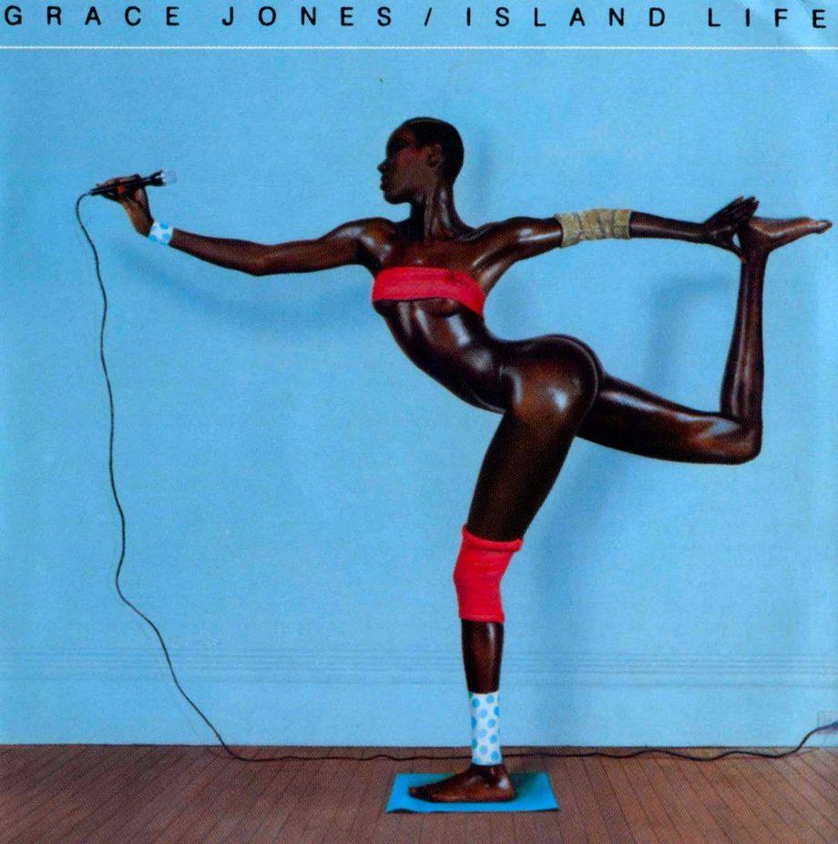 Nackt Grace Jones  Grace Jones