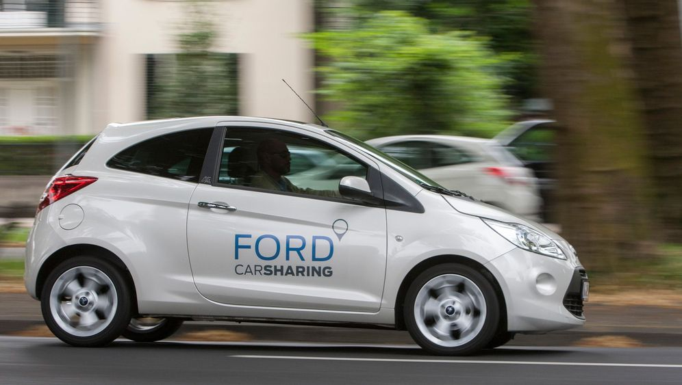 Carsharing: Geteilte Freude am Fahren