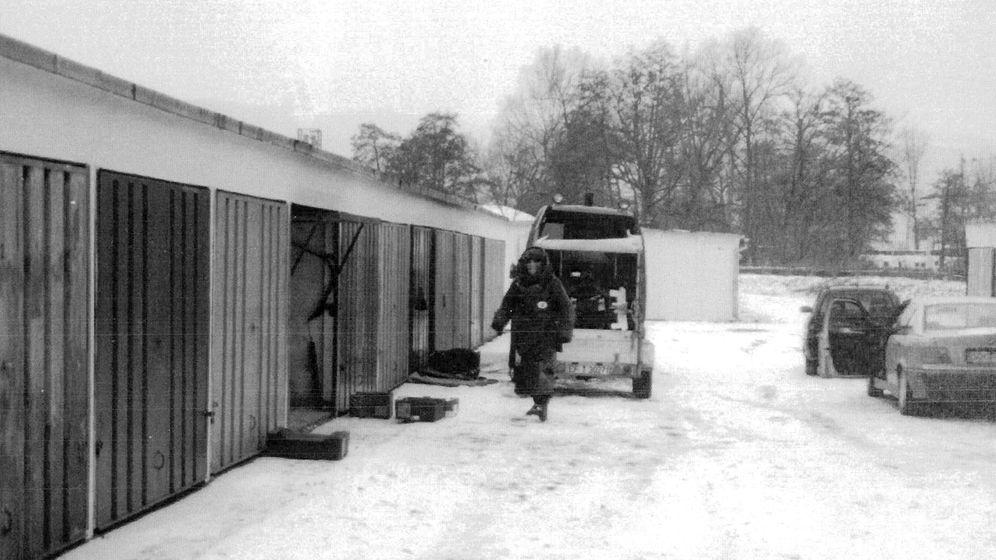 NSU-Trio: Fundstücke aus der Bomben-Garage