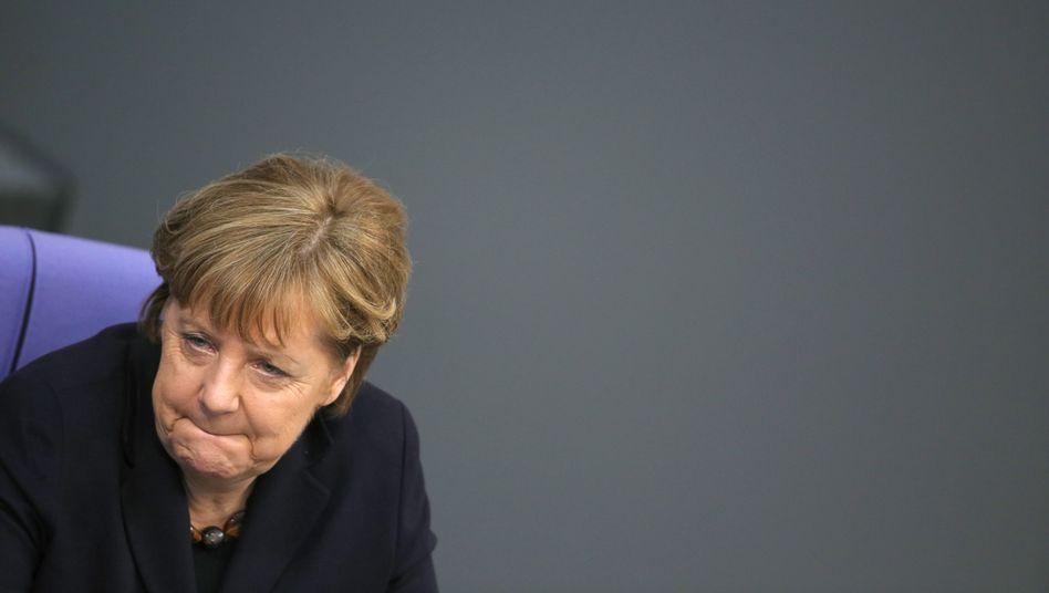 Flüchtlingskrise: Merkels Kampf gegen die Einsamkeit