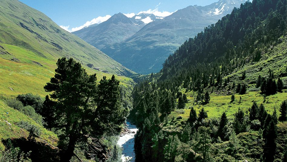Hinteres Ötztal: Ein geplantes Wasserkraftwerk bedroht einen der letzten natürlichen Gebirgsflüsse