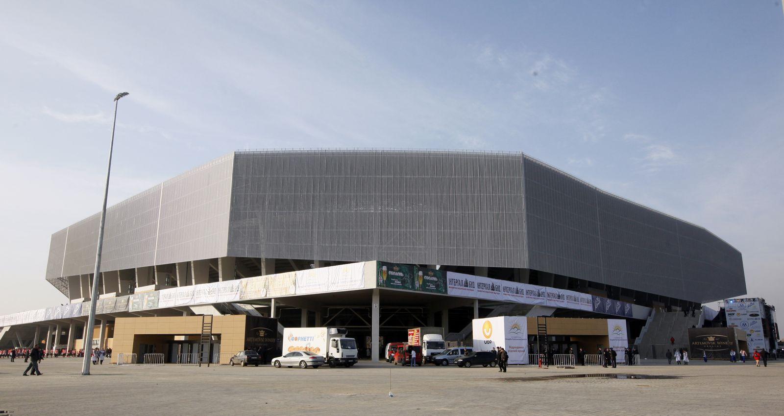 Stadion Lemberg / Lwiw Arena / Ukraine