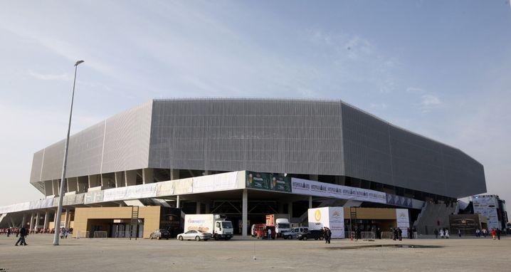 Stadion von Lwiw: Ein architektonisches Unding