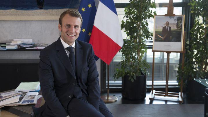 Präsidentschaftswahl: Macron, das französische Wunderkind