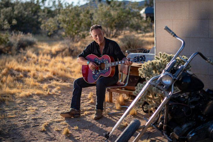 Musiker Springsteen: Jahrzehnte durchdringt er mühelos