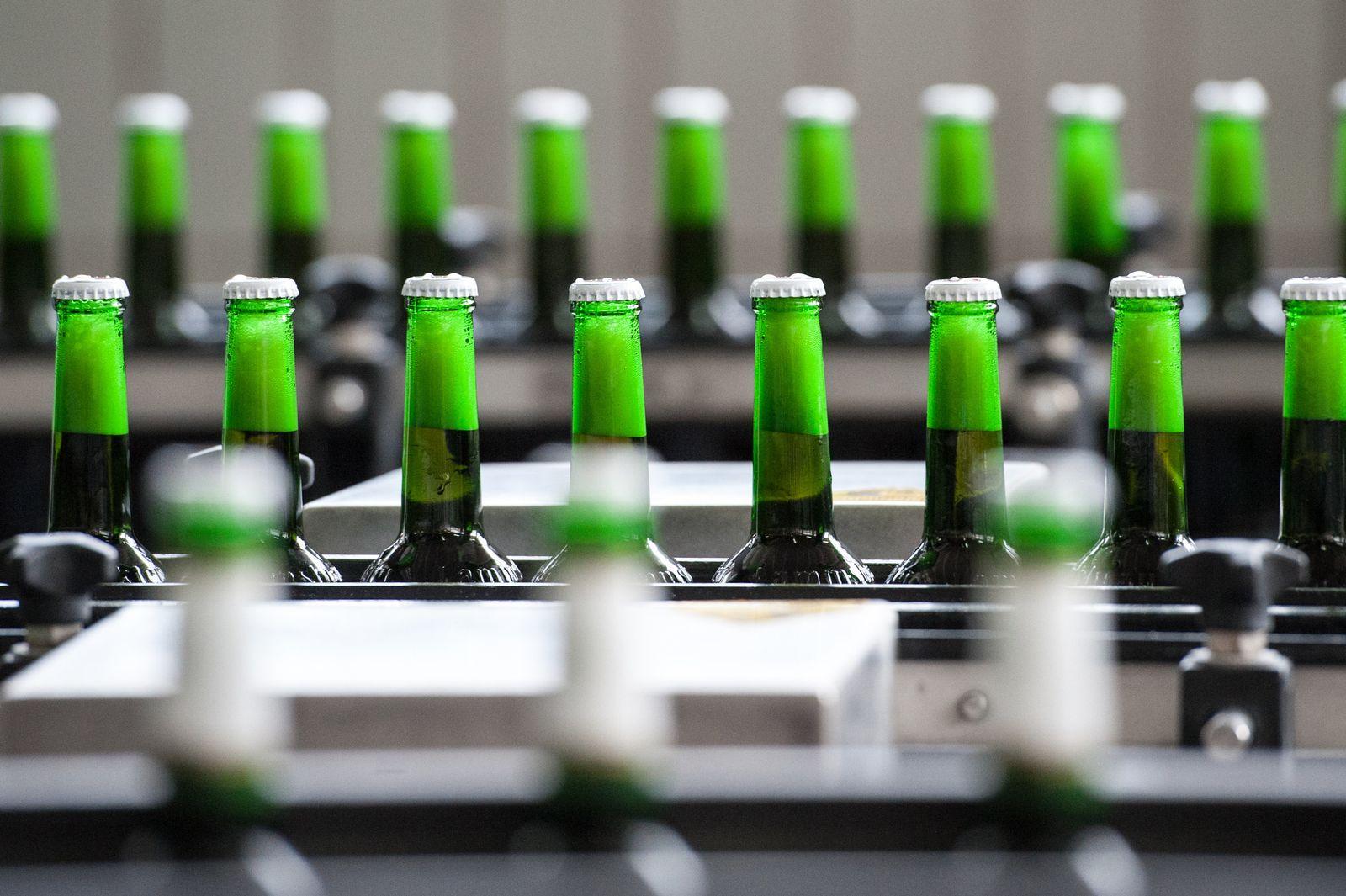 Bierbrauer wollen Kalorienangaben aufs Etikett drucken