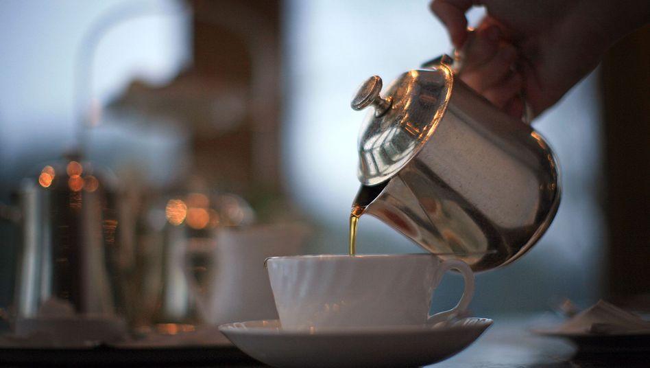 Teezeit: In Deutschland nur in Ostfriesland genießbar