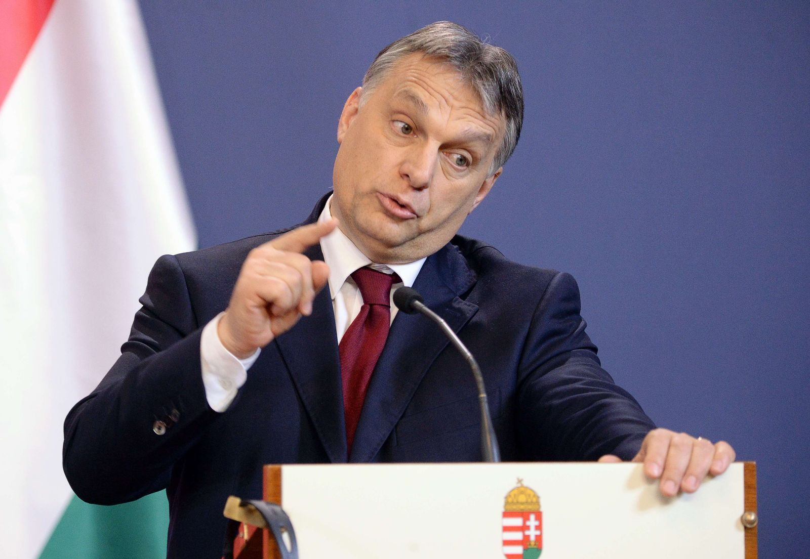 HUNGARY-POLITICS-CRIME-FIELS Orban