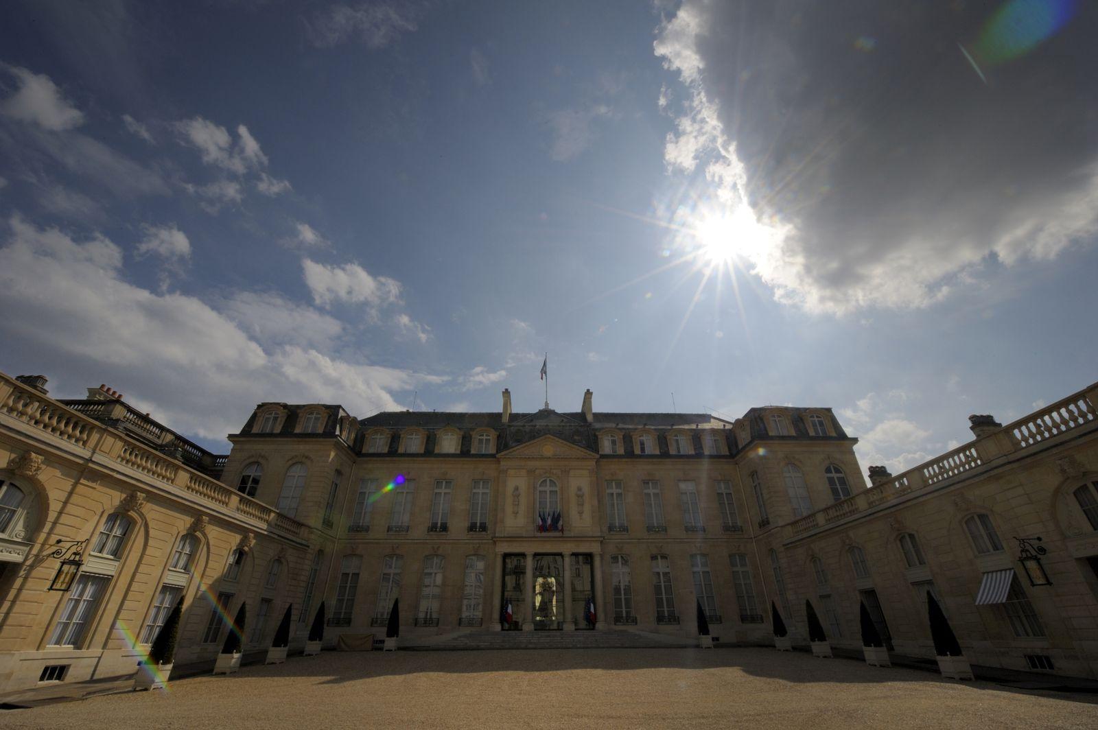 Elysée Palast