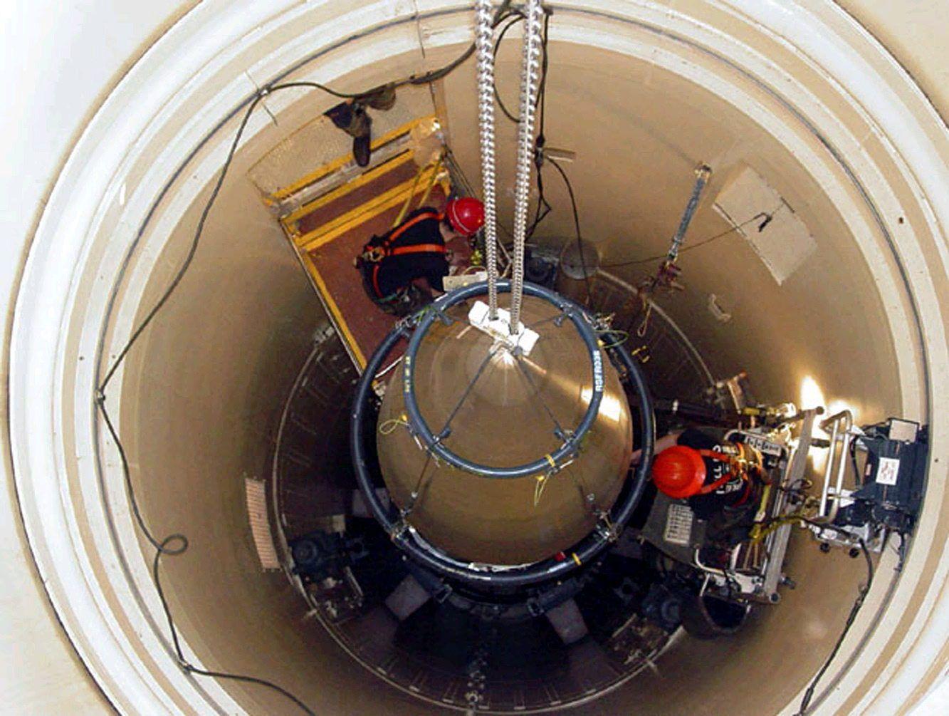 Atomrakete / Malmstrom Air Force Base