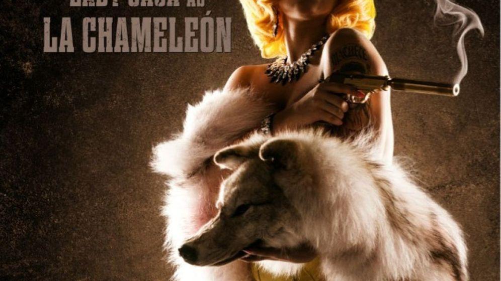"Splatterfilm ""Machete Kills"": Lady Gaga als La Chameleón"