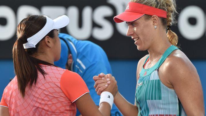 Australian-Open-Siegerin Kerber: Der Weg zum Titel