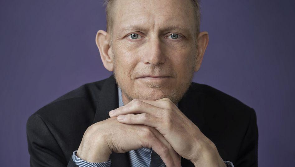 Jimmy Schulz, Unternehmer und FDP-Politiker, im Mai 2019