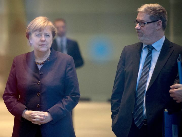 Deutscher Chefunterhändler Lars-Hendrik Röller