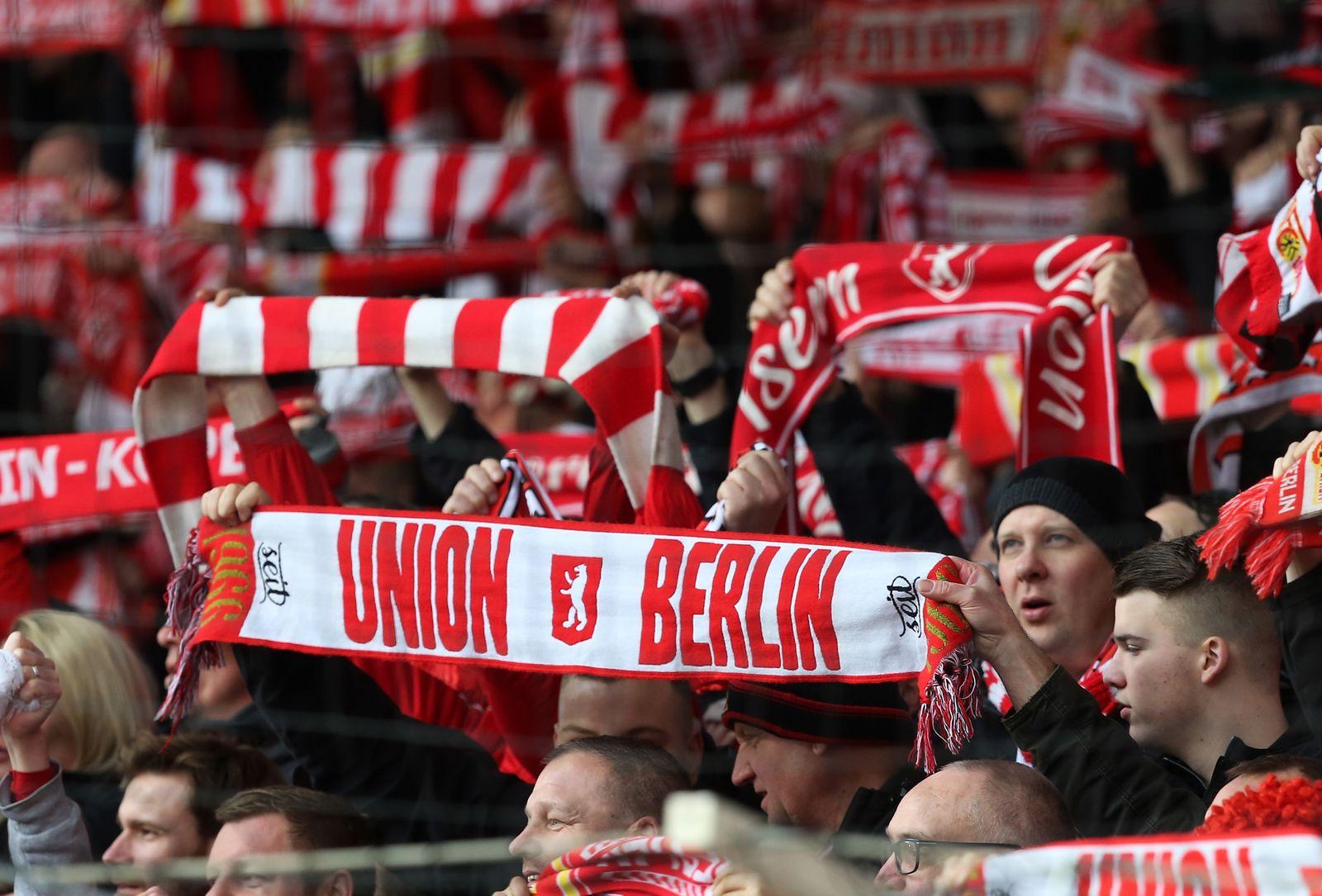 1. FC Union Berlin v VfL Wolfsburg - Bundesliga