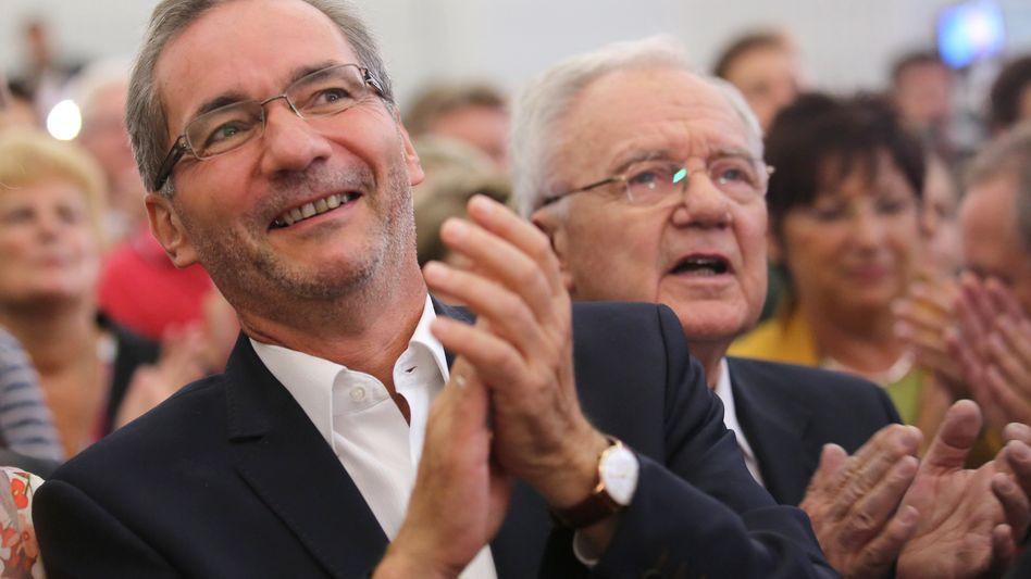 """Brandenburgs Ex-Ministerpräsident Platzeck: """"Der Klügere gibt auch mal nach"""""""