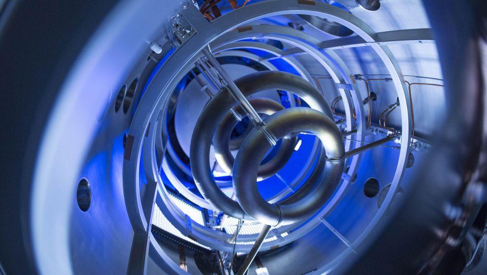 Fusionsreaktor: Sonnenfeuer auf Erden