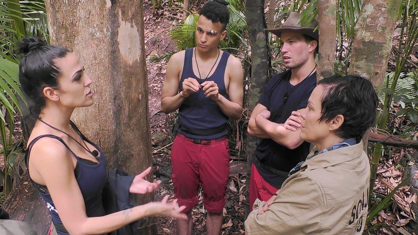 Dschungelcamp Tag 7