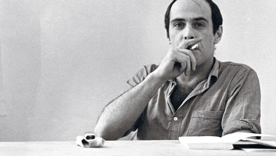 Schriftsteller Brasch 1978