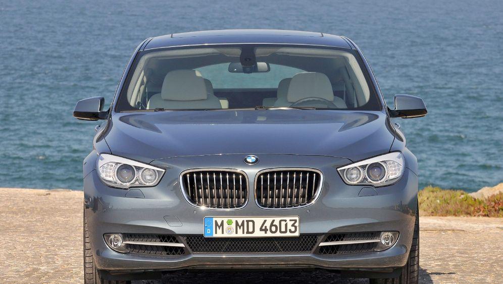 BMW 5er GT: Wuchtiger Brummer