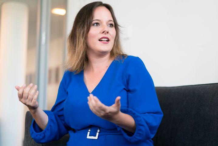 """Jessica Rosenthal: """"Als Sozialdemokrat verbieten sich manche Tätigkeiten moralisch"""""""