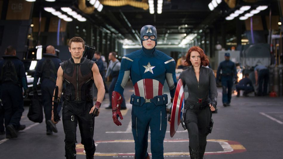"Am Set von ""The Avengers"": Wenn das FBI denFilmset sichert"