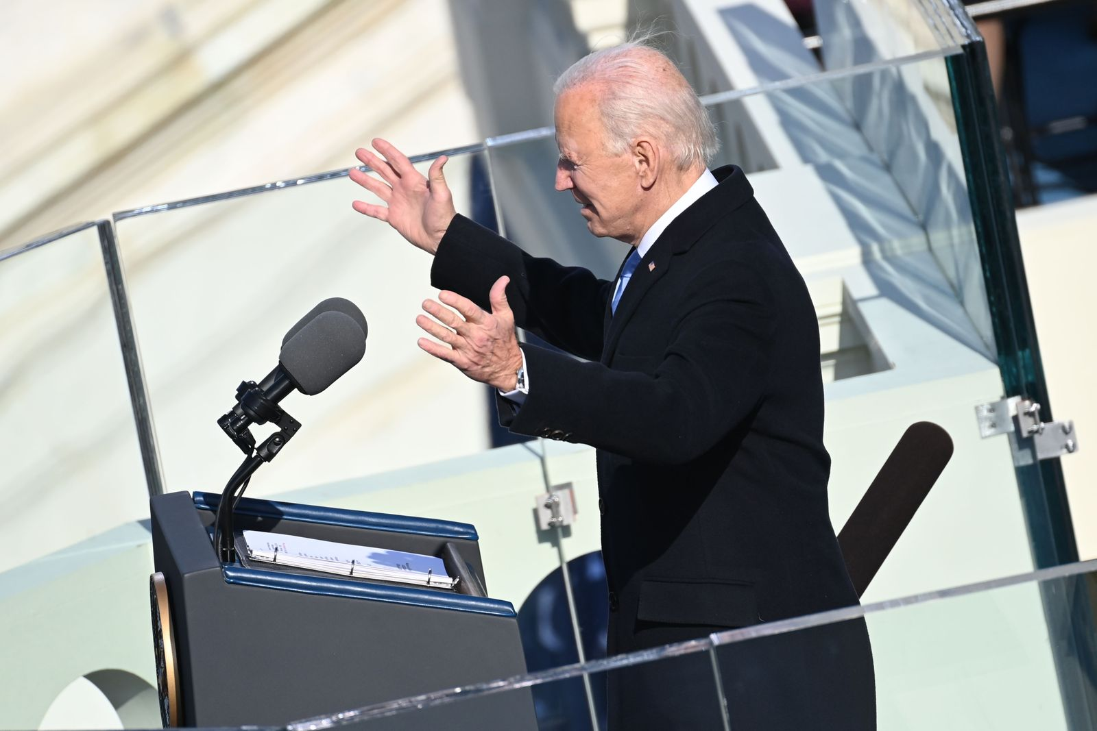 US Presidential inauguration 2021, Washington, USA - 20 Jan 2021